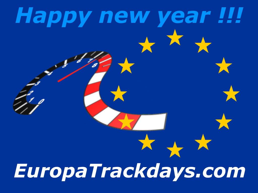 Trackdays in Europa nel 2020
